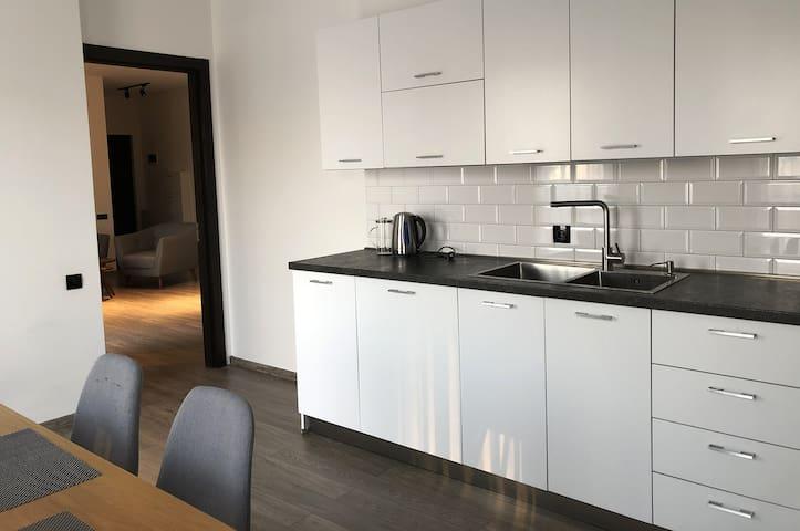 Apartment 83M²