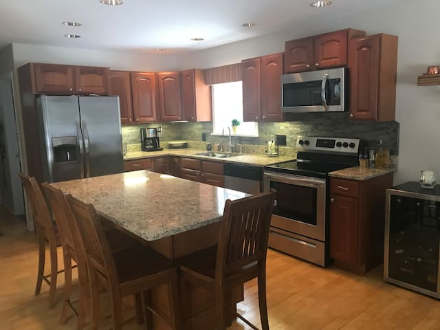 Privacy yet close to downtown Saratoga Springs
