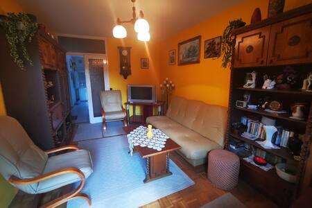 Voll ausgestattete Wohnung - Centrum Dunaujvaros