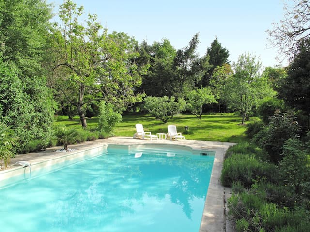Holiday House Peuchaud for 9 persons in St. Sulpice-les-Feuilles