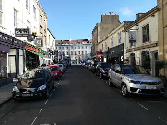 Clifton Village - Princess Victoria Street