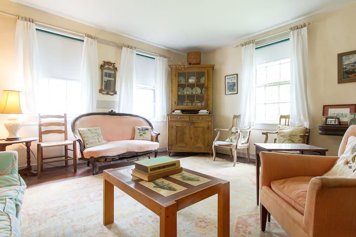 Nantucket mariner's house c. 1804