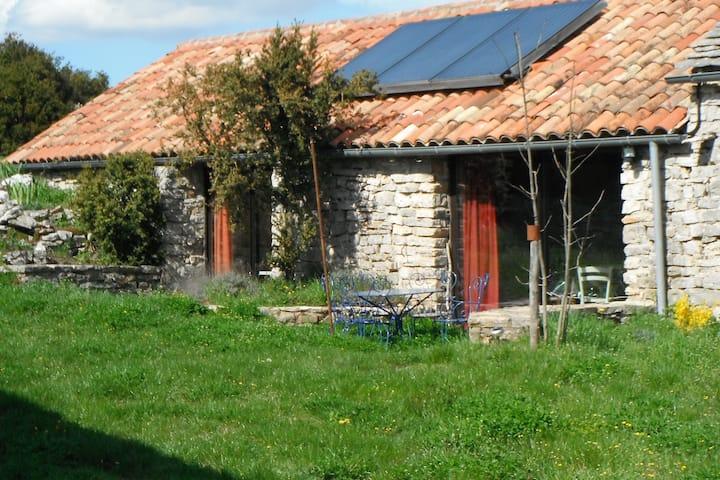 Gîte rural sur le Larzac