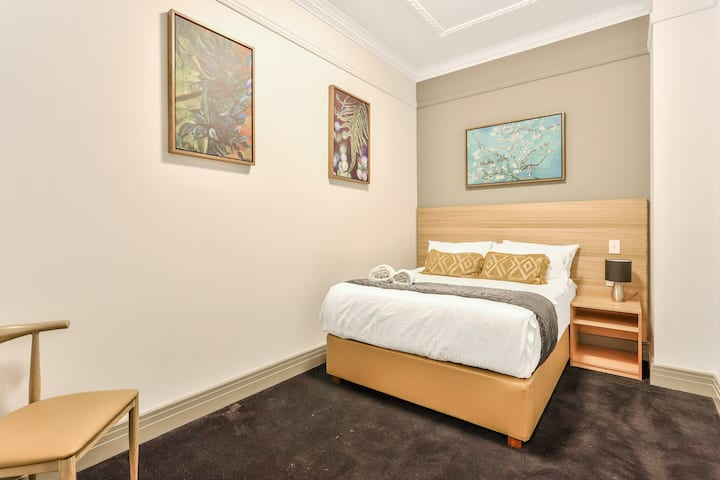 Deluxe Family Suite with Two Queen Beds