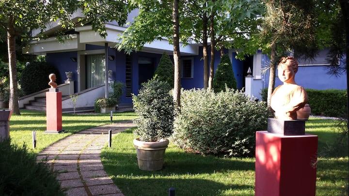 Appartamento in Villa Lanni