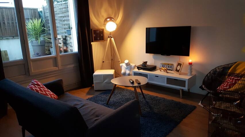 Appartement industriel chic - Bouguenais - Departamento