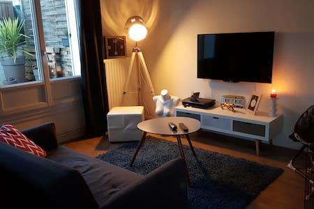 Appartement industriel chic - Bouguenais - Apartamento