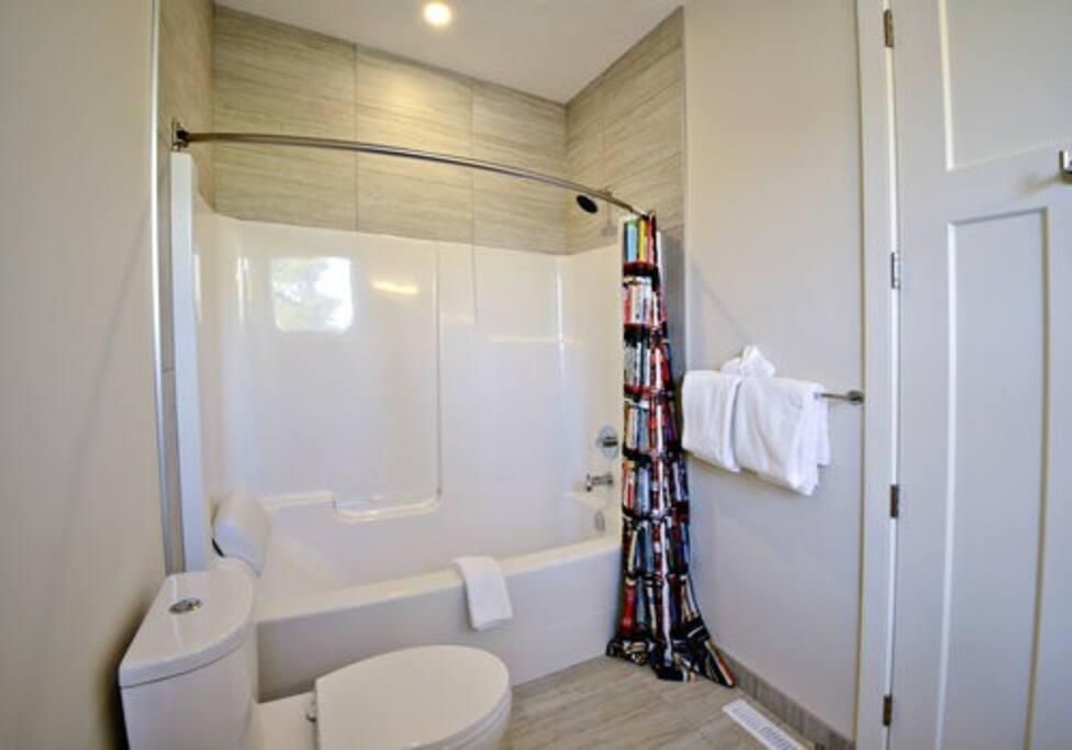 Science Fiction Bathroom