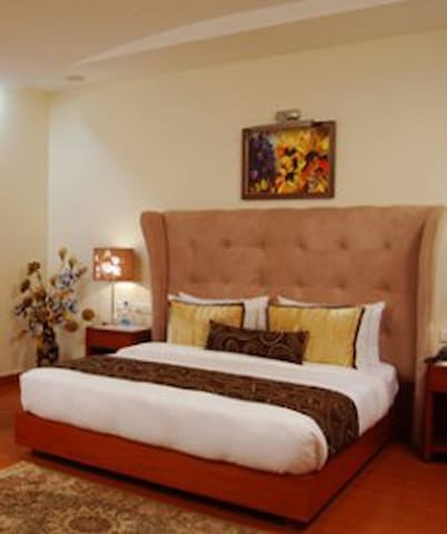 Luxury Stay in Heritage town of Samode - Samod - House