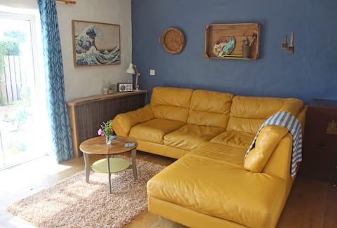 The Green Door Studio Apartment