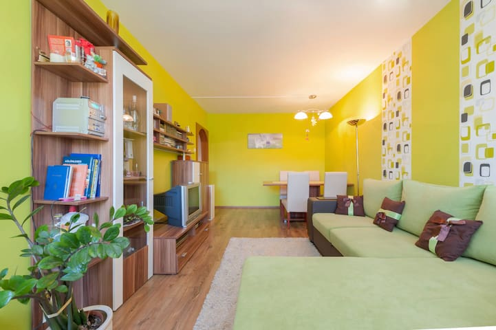 3-rooms flat near to FINA World Championships Bp. - Budapest - Apartment
