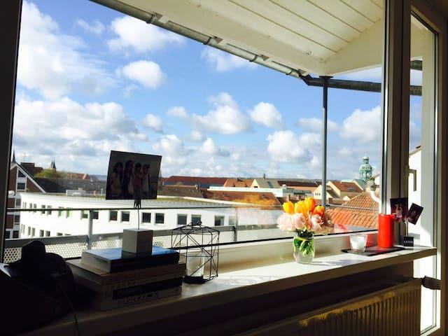 modern bright apt. in central - Hildesheim - Apartemen