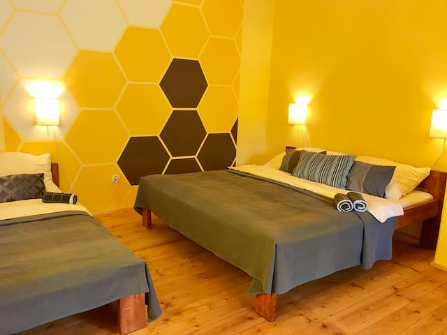 Romantic Honey room