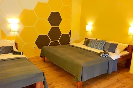 Romantic Honey room