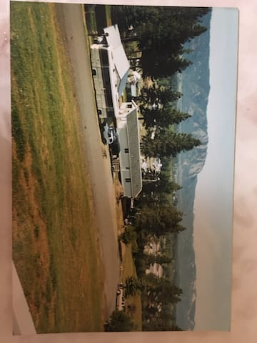 beautiful newer travel trailer - Cle Elum - Campingvogn