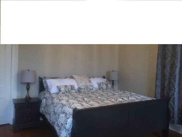 1000 Islands B and B Brockville - White Oak Room - Brockville - Bed & Breakfast