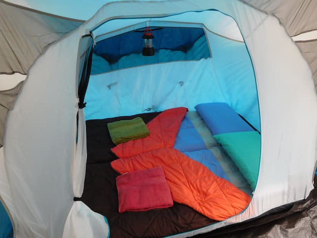(VF) TENT IN THE MOUNTAIN - Vilaflor - Tent