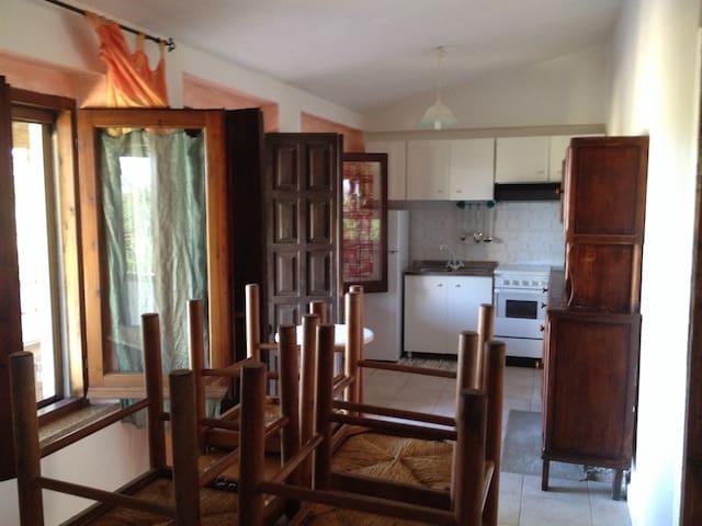 Cucina e cucinino