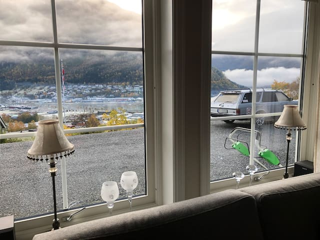 Holevegen Apartment B in Stryn