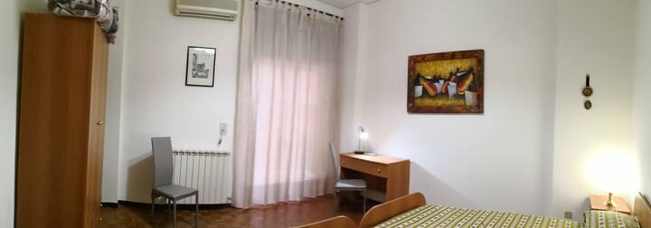 Camera elegante (Casa al Museo Mume)