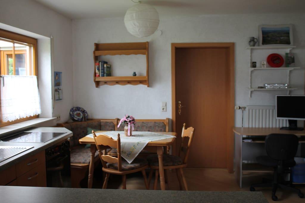 kleine gem tliche wohnung appartements louer br unlingen bade wurtemberg allemagne. Black Bedroom Furniture Sets. Home Design Ideas