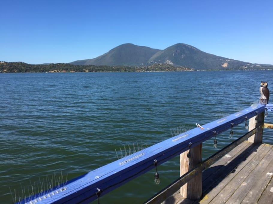 Konocti Mountain