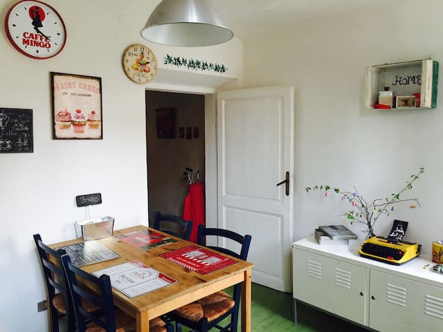 VINTAGE House *no stress for parking* - Very Comfy - Firenze - House