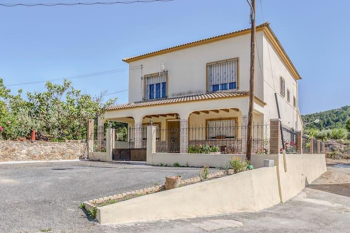 Maison de vacances isolée à Almería avec piscine privée