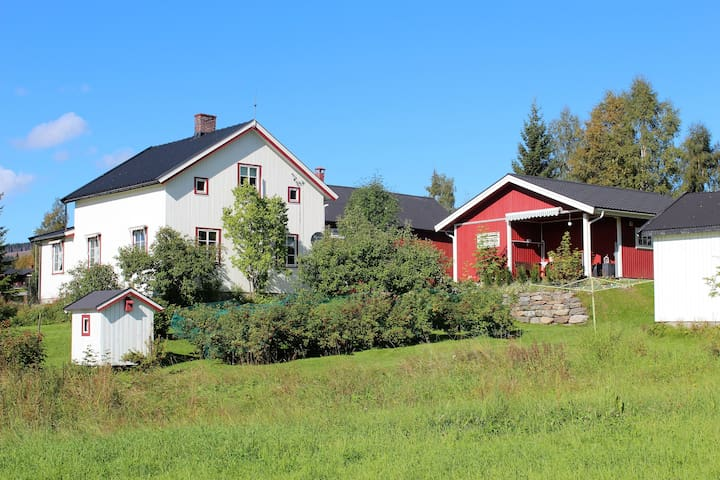 Brustuen Søndre - Søgard