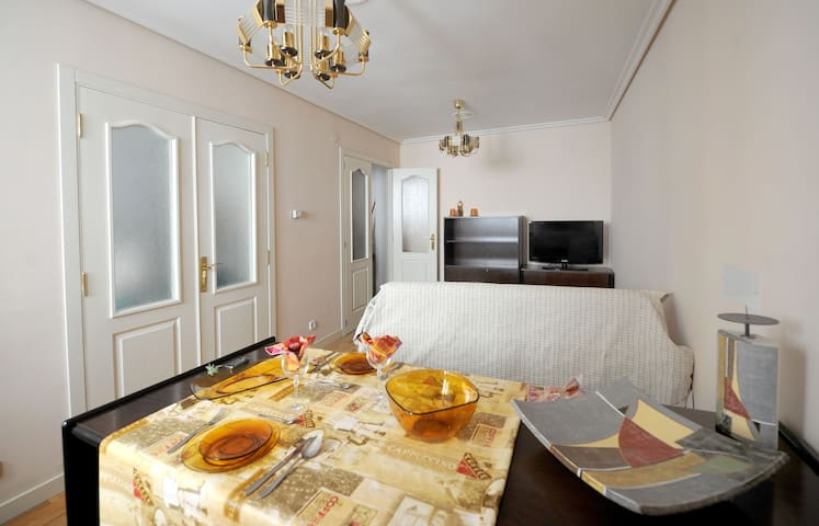 Apartamento Apartamento a 150m de la Plaza Mayor - Burgos - Appartement