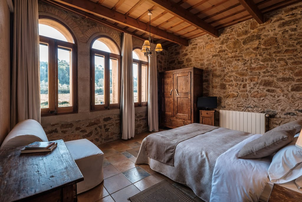 Rural accommodation with breakfast chambres d 39 h tes for Chambre d hote espagne