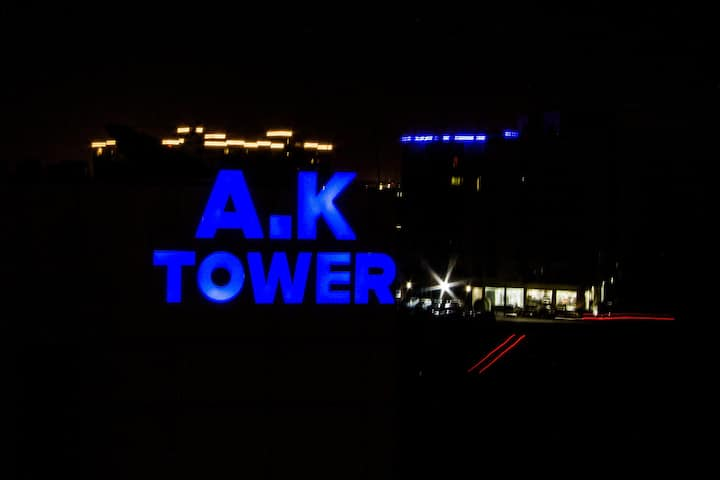 AK Tower (63) Luxary Apartment Muscat