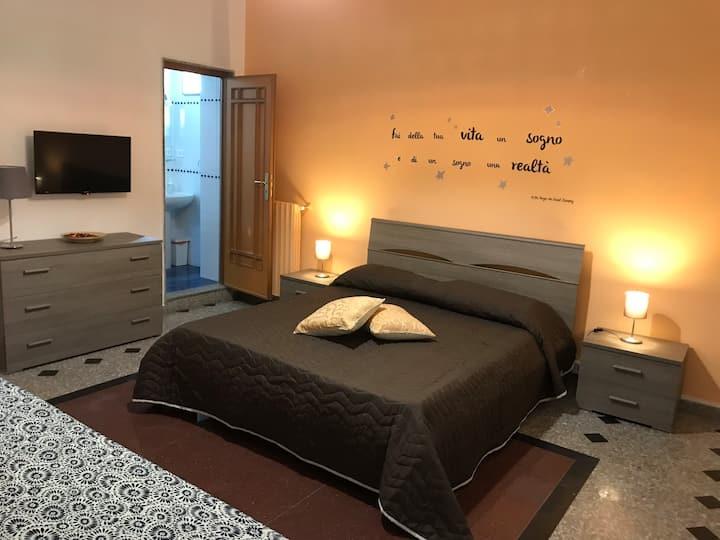 Casa Vacanze Torre a Mare (BA) stanza in villa
