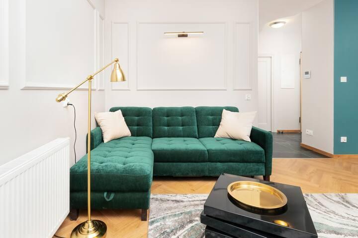 Premium Apartment Browar Gdanski