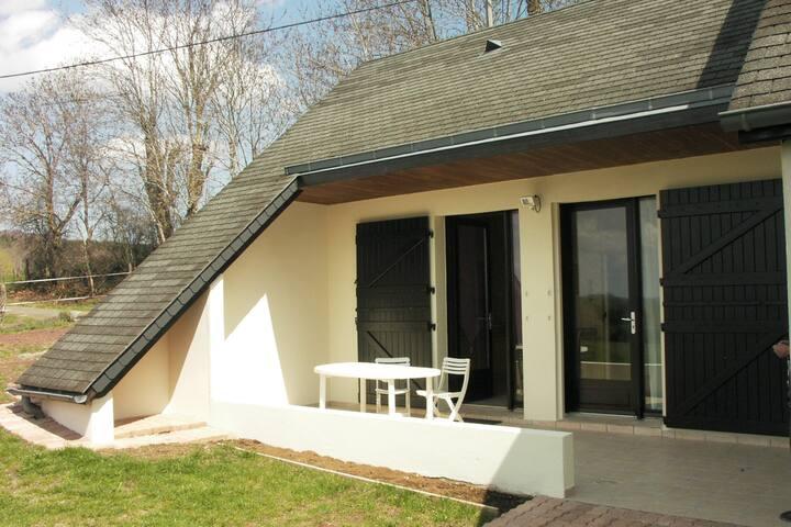 Studio au coeur des volcans d'Auvergne