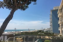 Beach&swimming pool,full comforts apt JesoloVenice