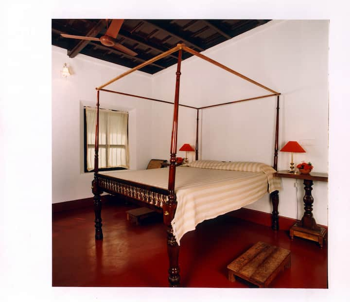 Traditional homestay in Olavype