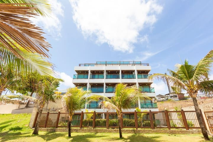 Flat in Ponta Negra with privileged view