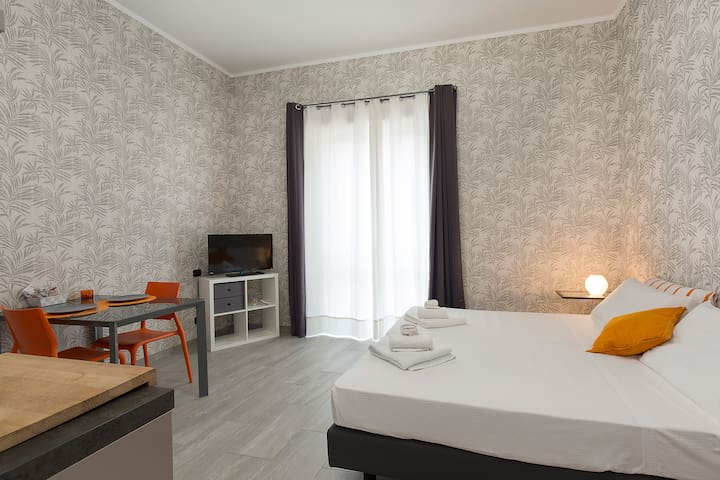 CHIC STUDIO NEXT TO THE FAIR AND MILAN - Rho - Apartemen