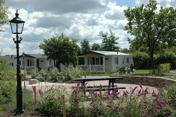Lodge nabij de Efteling