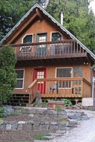 Mt. Baker Cabin- newly remodeled - Deming - House