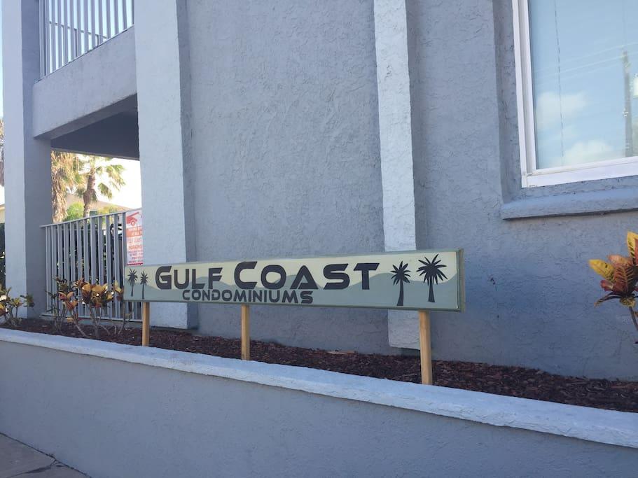 Gulf Coast Condo