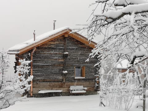 Mountain Lodge: mayen de charme