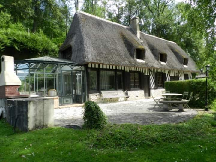 Contemporary and cosy chaumière
