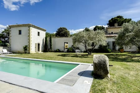 Live in nature in Luberon - Vaugines - Haus
