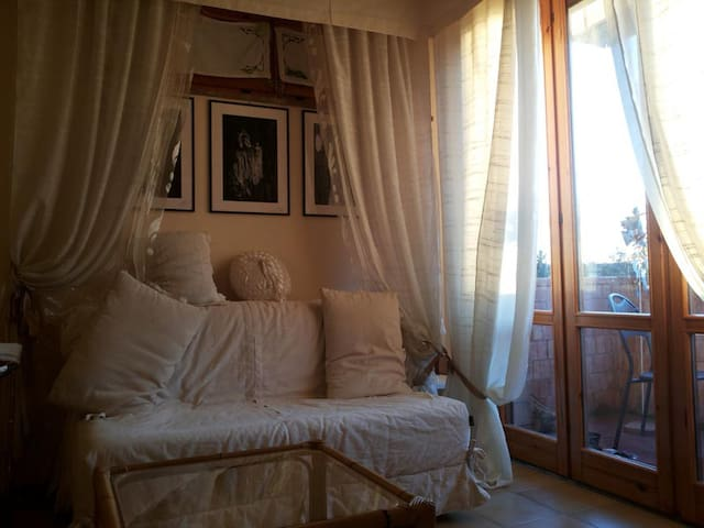 Quiet & pretty place near Siena - San Rocco A Pilli - Apartamento