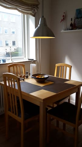 Cosy one-room appartment close to Copenhagen city - Dyssegård - Appartement