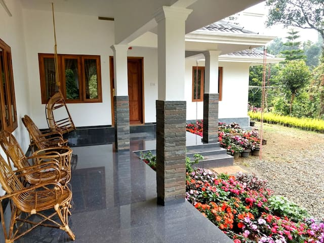Flower Valley Plantation Homestay