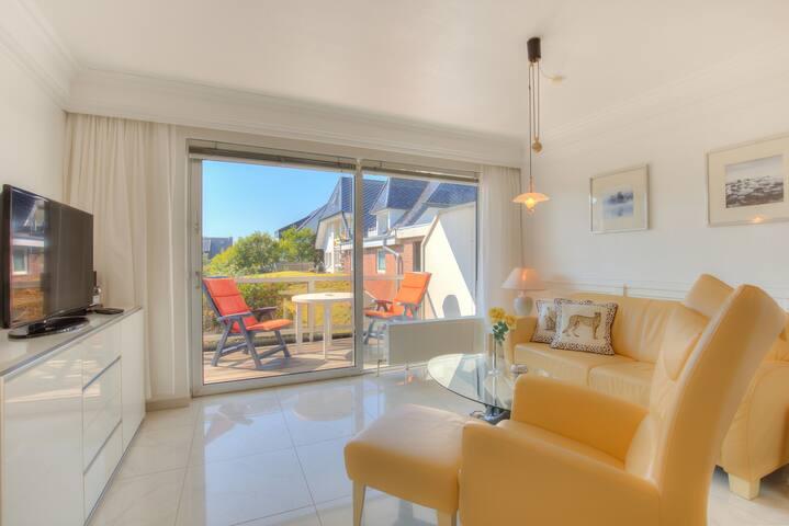 Ferienwohnung/App. für 2 Gäste mit 45m² in Wenningstedt-Braderup (Sylt) (120720)