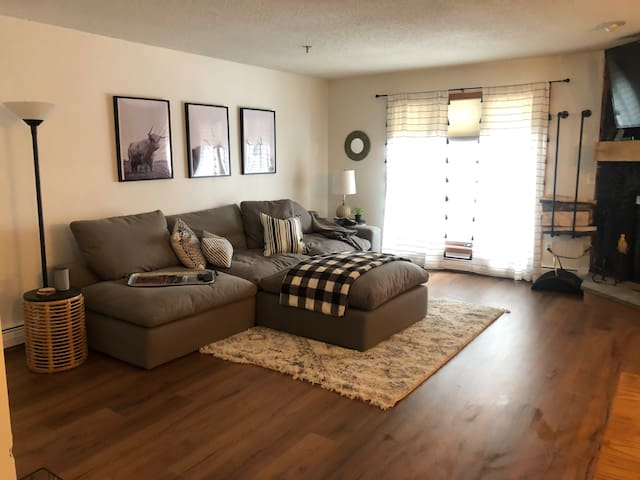 Updated Ski in/Ski out Stratton Condo!